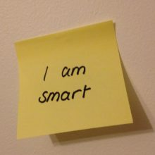 Why Positive Self-Labels Can Damage Confidence